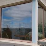 Timber corner window Newtown
