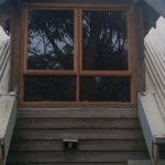timber awning window highton