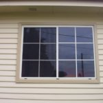 Sliding window replacement drysadale