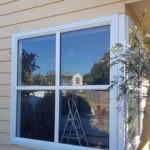 Fixed window replacement belmont