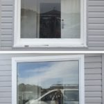 Fixed window replacement newtown