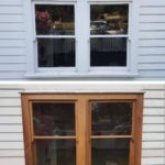 timber double hung window replacement