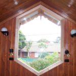 Fixed window replacement corio