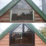Fixed window replacement highton