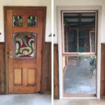 door to window replacement