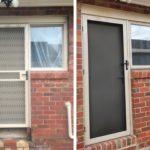 hinged door replacement corio