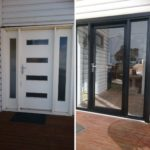 hinged door replacement geelong