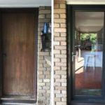 hinged door replacement geelong